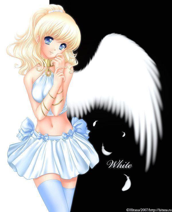 ange manga